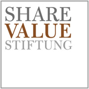 logo share value stiftung slideset